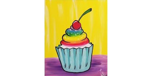 Cupcake Festival Paint Party