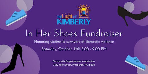2019 First Annual In Her Shoes Fundraiser, by The Light of Kimberly