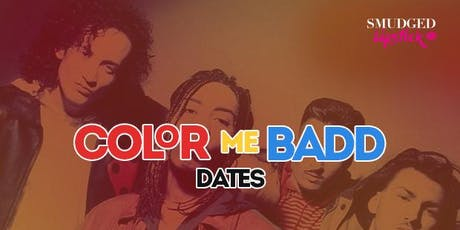 Color Me Badd Dates - Shoreditch tickets