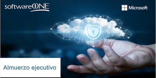 Almuerzo Ejecutivo: Seguridad en la Nube