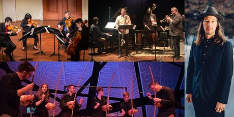 Matt Ulery, Greg Beyer, Projeto Arcomusical, Avalon String Quartet tickets