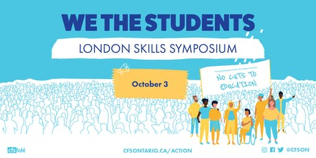 We The Students: London Skills Symposium tickets