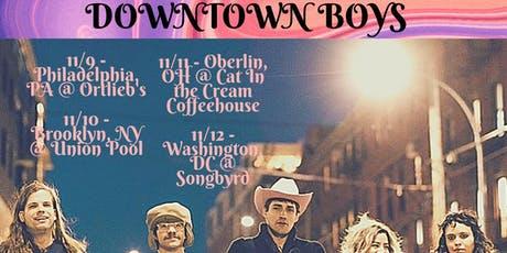 Downtown Boys tickets