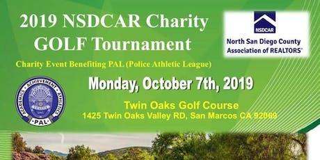 NSDCAR Charity Golf Tournament  tickets