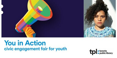 You in Action: Civic Engagement Fair for Youth tickets