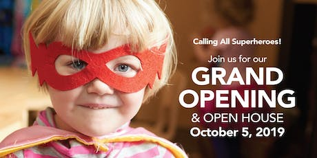 NHA Grand Opening & Open House tickets
