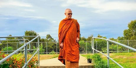 Self-Love with Bhante Sujato tickets