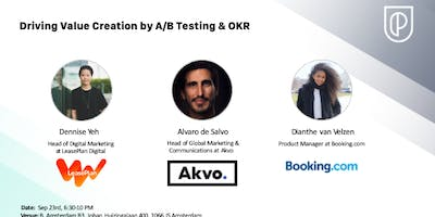 Driving Value Creation with A/B Testing & OKR