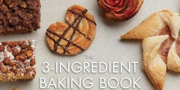 3-Ingredient Baking with Charmian Christie!