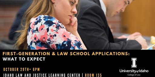 First-Generation and Law School Applications: What to Expect