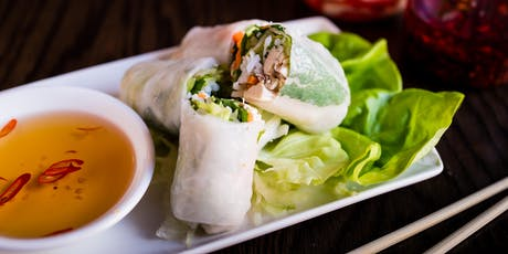 Summer Roll Making Masterclass - Pho Oxford tickets