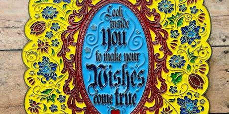 Wishes Come True 1M, 5K, 10K, 13.1, 26.2 Charleston tickets