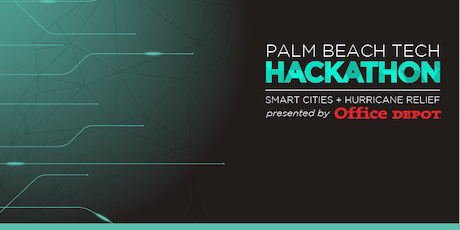 Palm Beach Tech Hackathon | Smart Cities + Hurricane Relief tickets