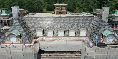 Preservation in Progress Tour: Westbury House Cornice & Roof Restoration tickets