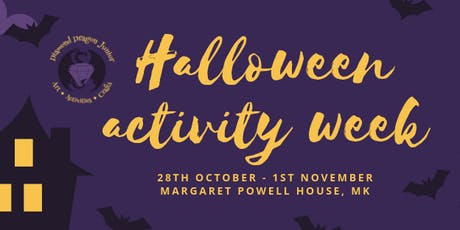Halloween Activity Week tickets