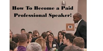 How To Become A Paid Professional Speaker - Watch 190 second video below