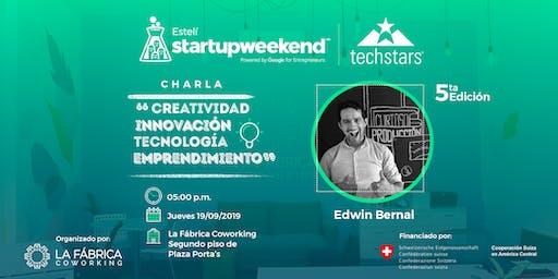 Creatividad, innovación, tecnología y emprendimiento.