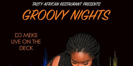 GROOVY NIGHTS tickets