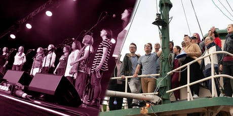 She Shanties with the London Sea Shanty Collective tickets