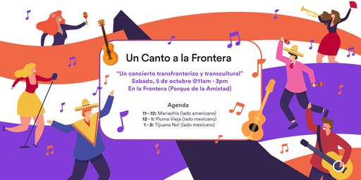 Un Canto a la Frontera (Concierto transfronterizo y transcultural)