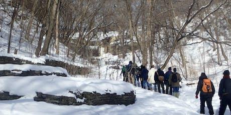 Winter Tree Identification Hike tickets