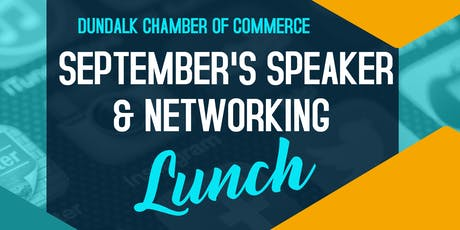 September's Speaker & Networking Lunch: Give Your Brand A Voice tickets