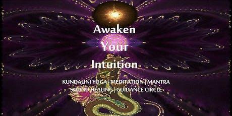 Awaken Your Intuition tickets