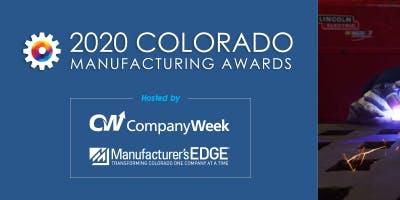 2020 Colorado Manufacturing Awards NoCO kick-off