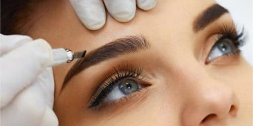Microblading/Shading and Eyelash Extension Training Classes