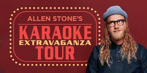 Allen Stone's Karaoke Extravaganza @ HI-FI