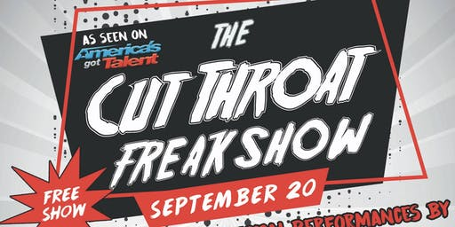 The Cut Throat Freak Show