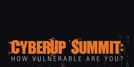 CyberUp Summit tickets