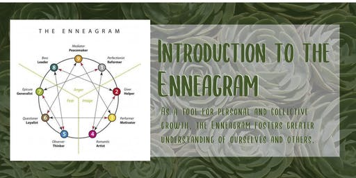 Enneagram Workshop: Introduction to the Enneagram
