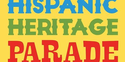 Hispanic Heritage Parade & Street Festival