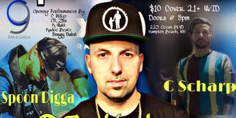 Jay Gee Presents Termanology @ Cloud 9 tickets