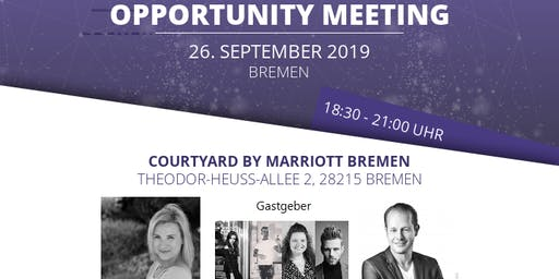 Opportunity Meeting + After Networking