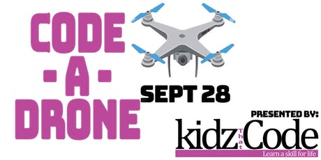 Code-A-Drone - Coding Event tickets
