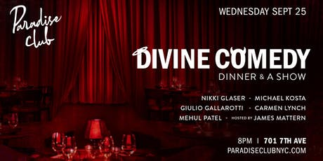 Divine Comedy tickets