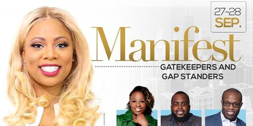 Cutting Edge Ministries Presents: MANIFEST - Gatekeepers and Gap Standers