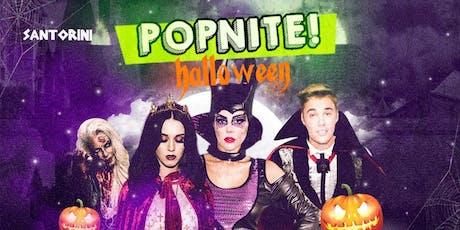 Popnite Halloween  ingressos
