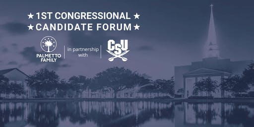 1st Congressional District Candidate Forum