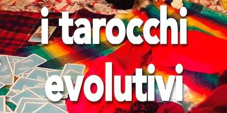 I tarocchi evolutivi a cura di Sara Di Giacomo Pace biglietti