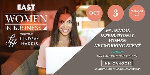 EASTside Magazine Women In Business Networking Event 2019