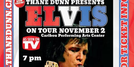 Elvis on Tour Tribute Show tickets