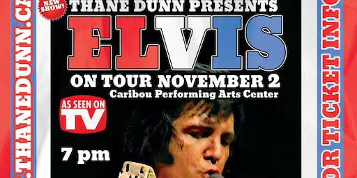 Elvis on Tour Tribute Show