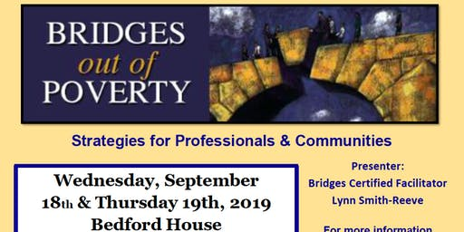 Bridges Out of Poverty Workshop