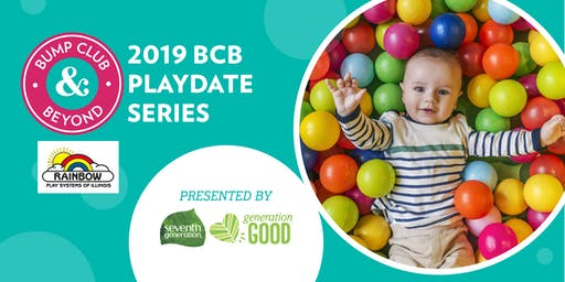 BCB Mommy and Me Fun Day at Rainbow Play Systems Presented by Seventh Generation!