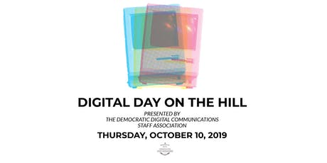 Digital Day on the Hill- 2019 tickets
