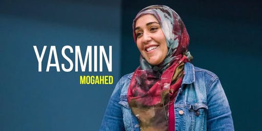 AMSTERDAM: I Suffered, I Learned, I Changed with Ustadha Yasmin Mogahed (USA)