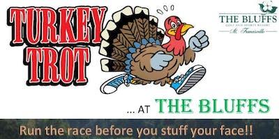 Turkey Trot at The Bluffs